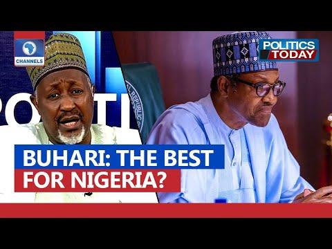 Why Buhari Is The Best Thing That Happened To Nigeria - Gov Badaru
