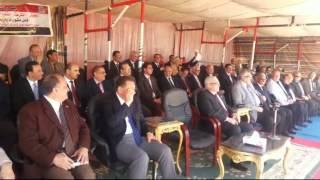 وزير التعليم العالى ورؤساء الجامعات فى قناة السويس الجديدة وأنبهار كبير