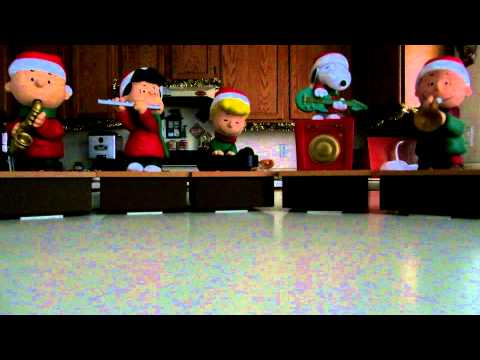 Hallmark Wireless Peanuts Band 2012 Part 2