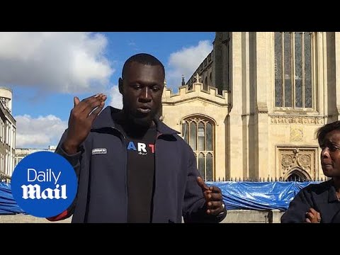 Stormzy's scholarship will help two black students study at Cambridge Mp3