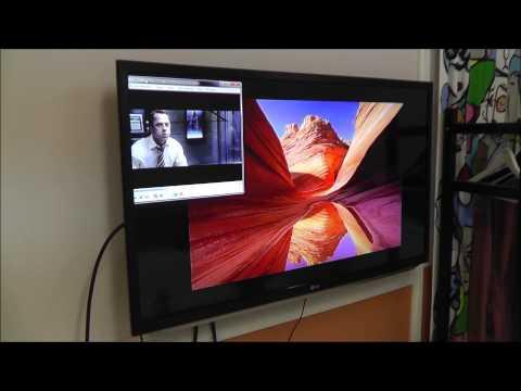 Беспроводной WHDI передатчик HD видео и звука до 30 метров через стены, питание по USB