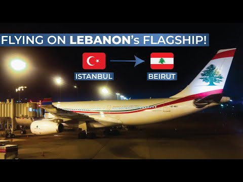 TRIPREPORT | Middle East Airlines (ECONOMY) | Airbus A330-20
