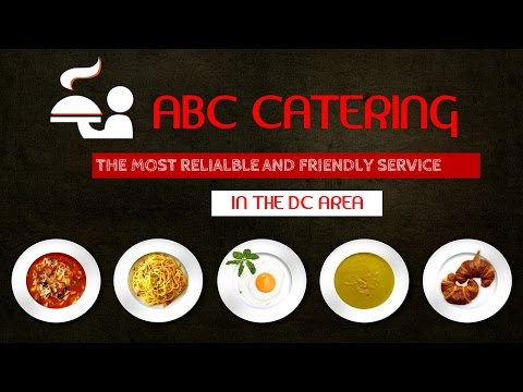 Catering Services Ad Template