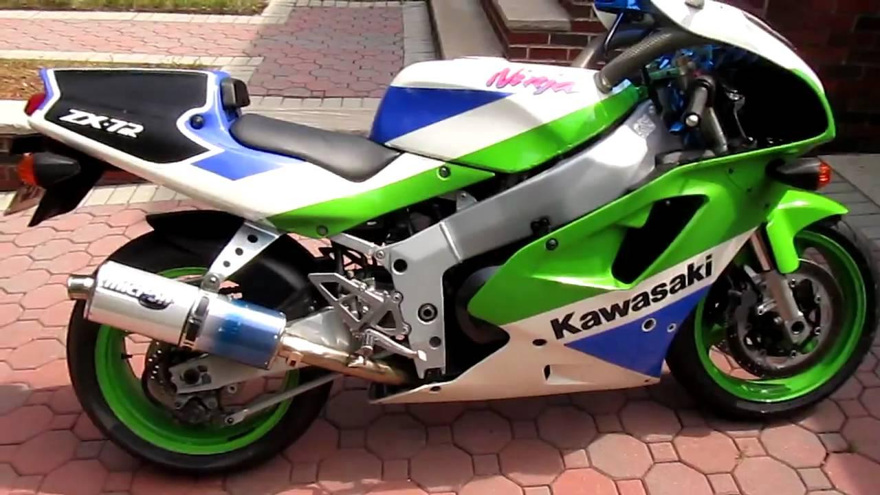 Kawasaki Zx Spec