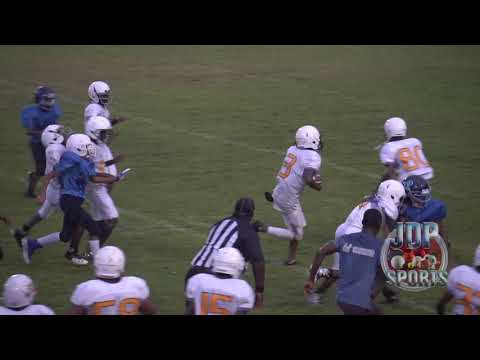 East Feliciana Middle vs Apex Middle School 2018