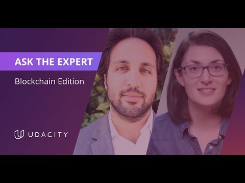 Ask the Expert: Blockchain Edition