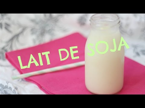 recette-lait-de-soja-à-l'extracteur-à-jus-facile