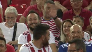 Η παρακάμερα του Ολυμπιακός - Αστέρας Τρίπολης! / Olympiacos - Asteras Tripolis behind the scenes!