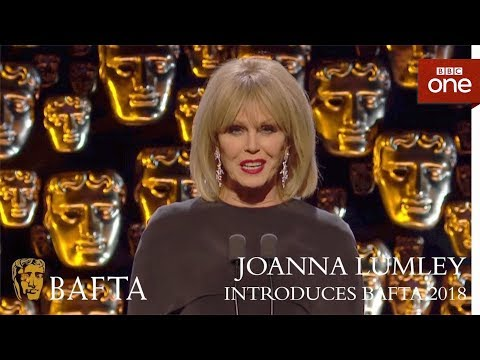 The FABULOUS Joanna Lumley duces the BAFTAs  The British Academy Film Awards: 2018  BBC One