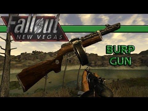 Fallout New Vegas мод Оружие