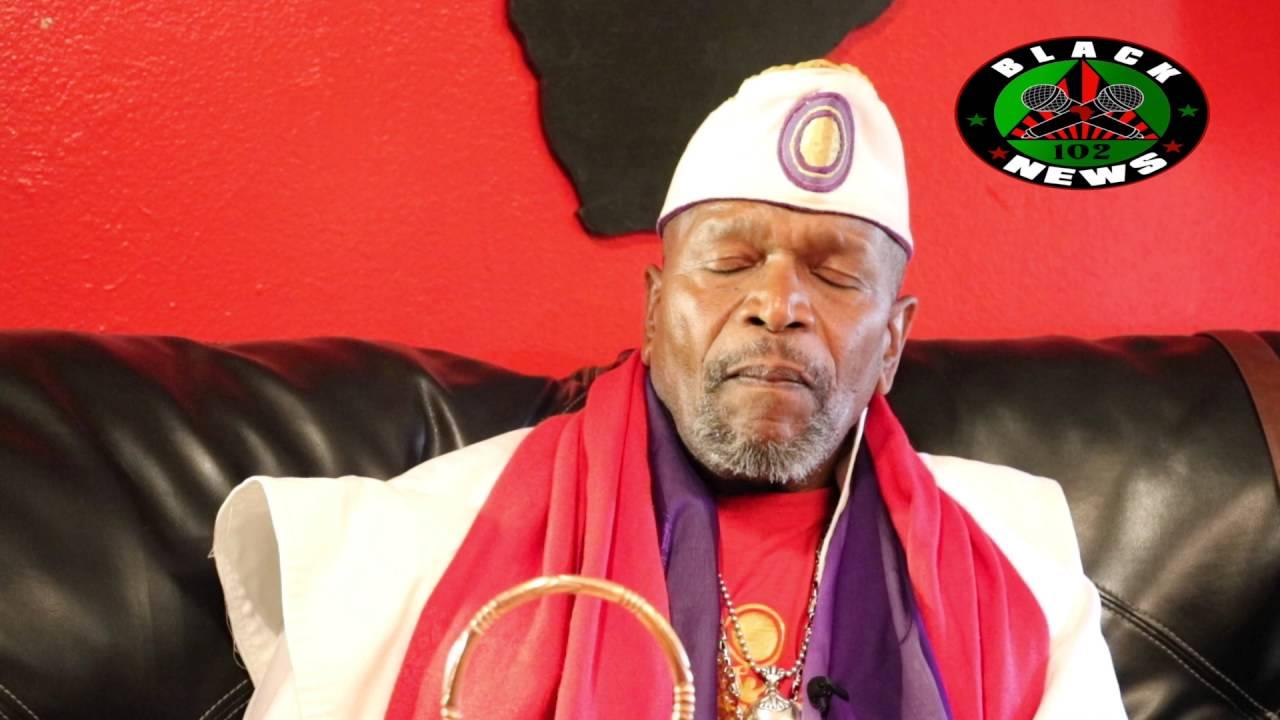 The Elder Baba Heru Bring Knowledge Wisdom And