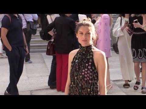 Laetitia Casta, Sofia Coppola and more at the Valentino Couture show