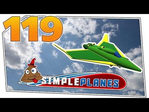 Simple Planes #119 - Verdammt schnell | Let's Play Simple Planes german deutsch HD