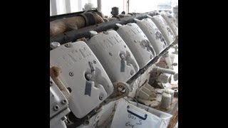 Deutz TBD 604 BV12 - Can Be Used For Parts!  Marine Engine For Sale!