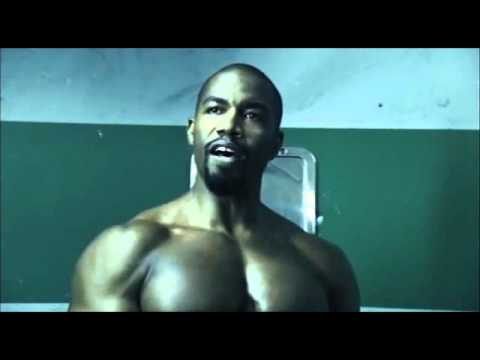 Blood and Bone - Prison Fight scene (GOOD...