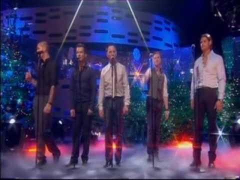 Boyzone - Graham Norton Show part 2 - Better and No Matter What