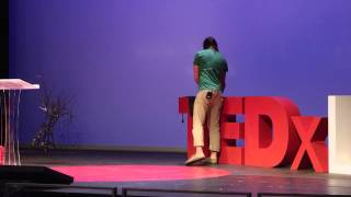 Youth building bikes for the future: Dustin LaFont at TEDxLSU
