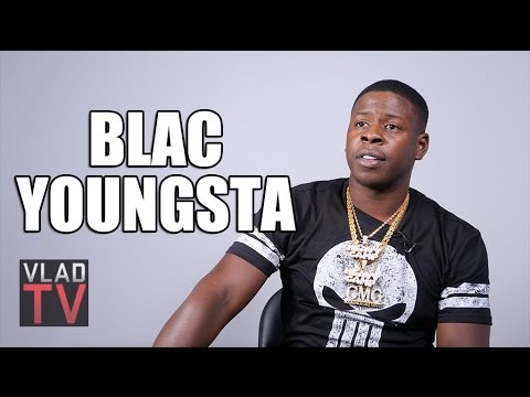 Blac Youngsta on Being Shot 3 Times, Younger Brother Getting Murdered