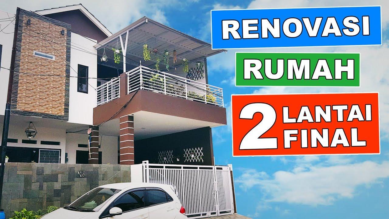 Download RENOVASI RUMAH 2 LANTAI FINAL