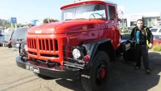 ☭ Советские автомобили в США ☭ (ЗИЛЫ, УАЗ 469)
