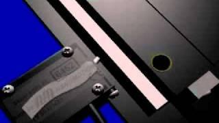 ナノモーション社の超音波モータの駆動形態