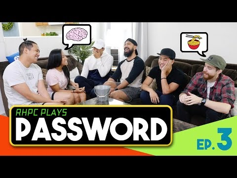 Playing Password! (Ep. 3)