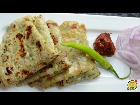 Aloo Ki Roti - By VahChef @ VahRehVah.com