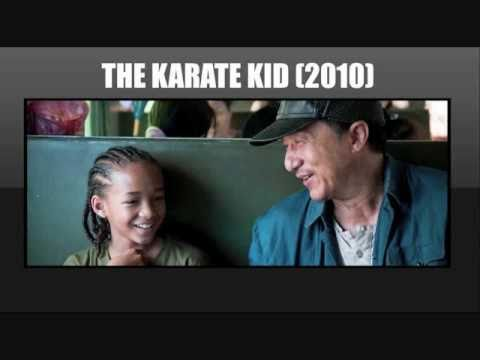 The Karate Kid Spill Review