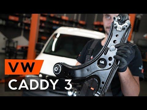 Kako zamenjati prednjegaroka na VW CADDY 3 (2KB) [VODIČ AUTODOC]