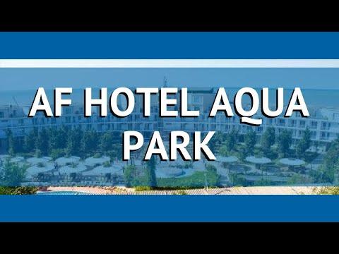 AF HOTEL AQUA PARK 4* Азербайджан Баку обзор – отель АФ ХОТЕЛ АКВО ПАРК 4* Баку видео обзор