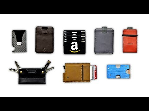 Thumbnail: Who Makes The World's Best Wallet?