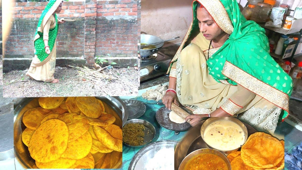 असाढ़ी और गुरु पूर्णिमा को बनाये जाने वाले पारम्परिक भोजन, आज के दिन ये क्या सभी जगह छीटा जाता हैं 🙏|