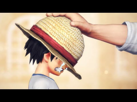 BECOMING A RUBBER MAN BADASS - One Piece Pirate Warriors 3