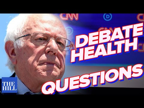Hill Reporter: How Sanders plans to overcome questions about his health at the debate thumbnail
