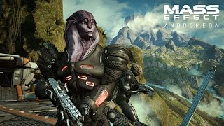 """MASS EFFECT™: ANDROMEDA – APEX Mission Brief 09: """"Roekaar Occupation"""""""
