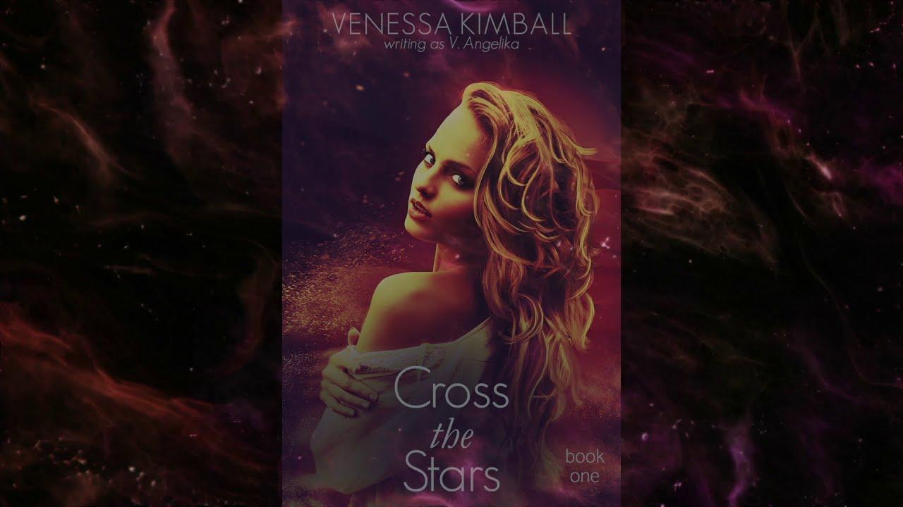 BOOK TRAILER REVEAL Cross the Stars, Book 1
