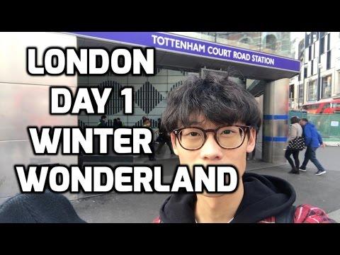 London 2016 Day 1 | Winter Wonderland❄️🎢🎡🎠⛄️[ FFlog ]