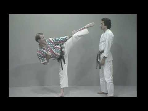 Bill Superfoot Wallace Super Kicking Techniques 1hr