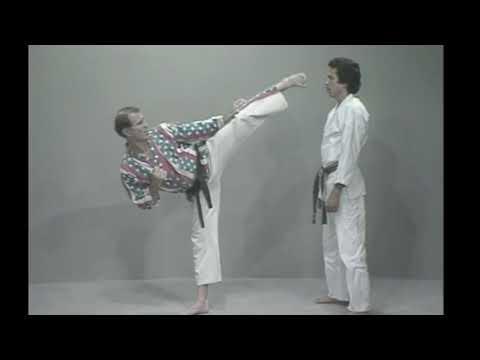 Bill Superfoot Wallace Super Kicking Techniques 1hr