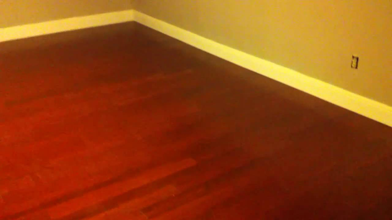 Progress End of Day Sunday December 5th. Strand Bamboo Flooring ...