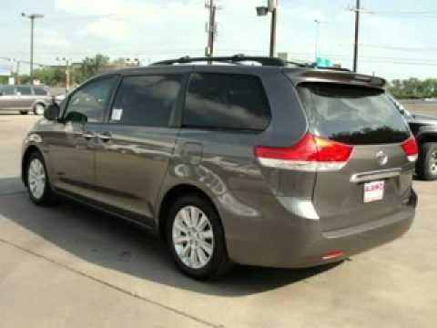 New 2011 Toyota Sienna San Antonio Tx 78217 Youtube
