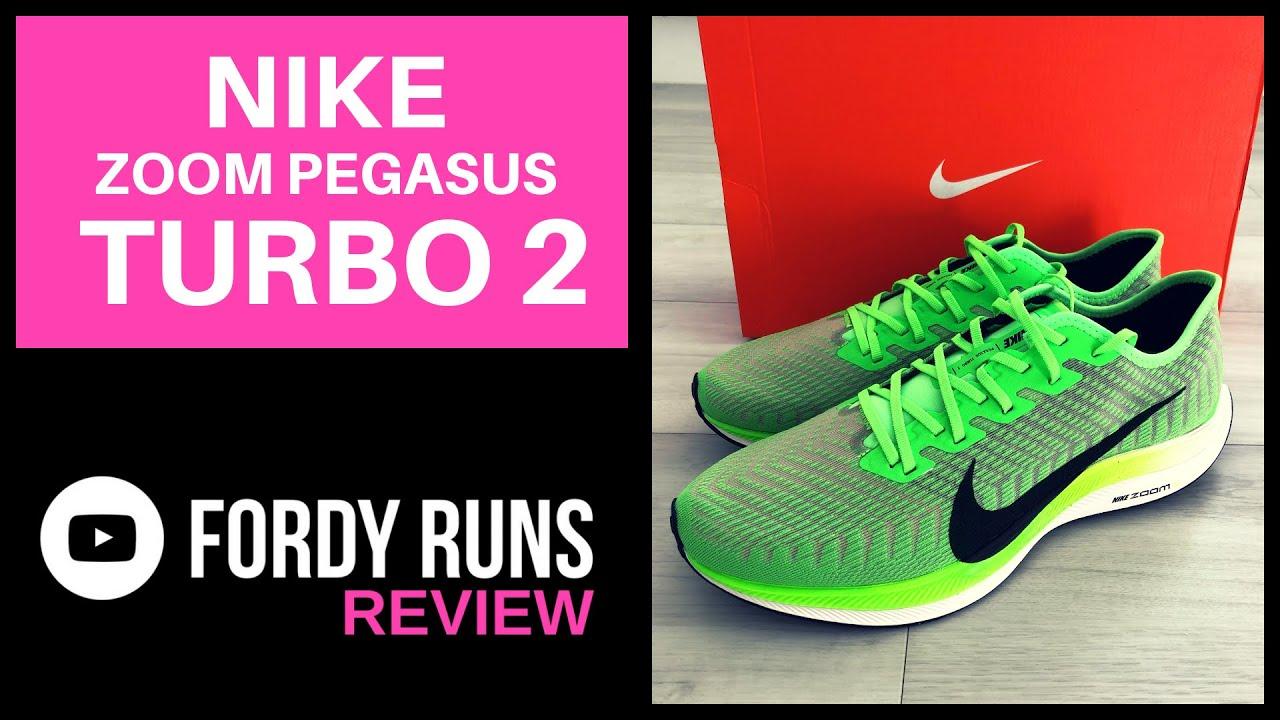 online store 6f099 e9074 Nike Pegasus Turbo 2 Review (2019)