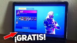 METHOD TO HAVE free GALAXY skin without buying anything! Fortnite Battle Royal