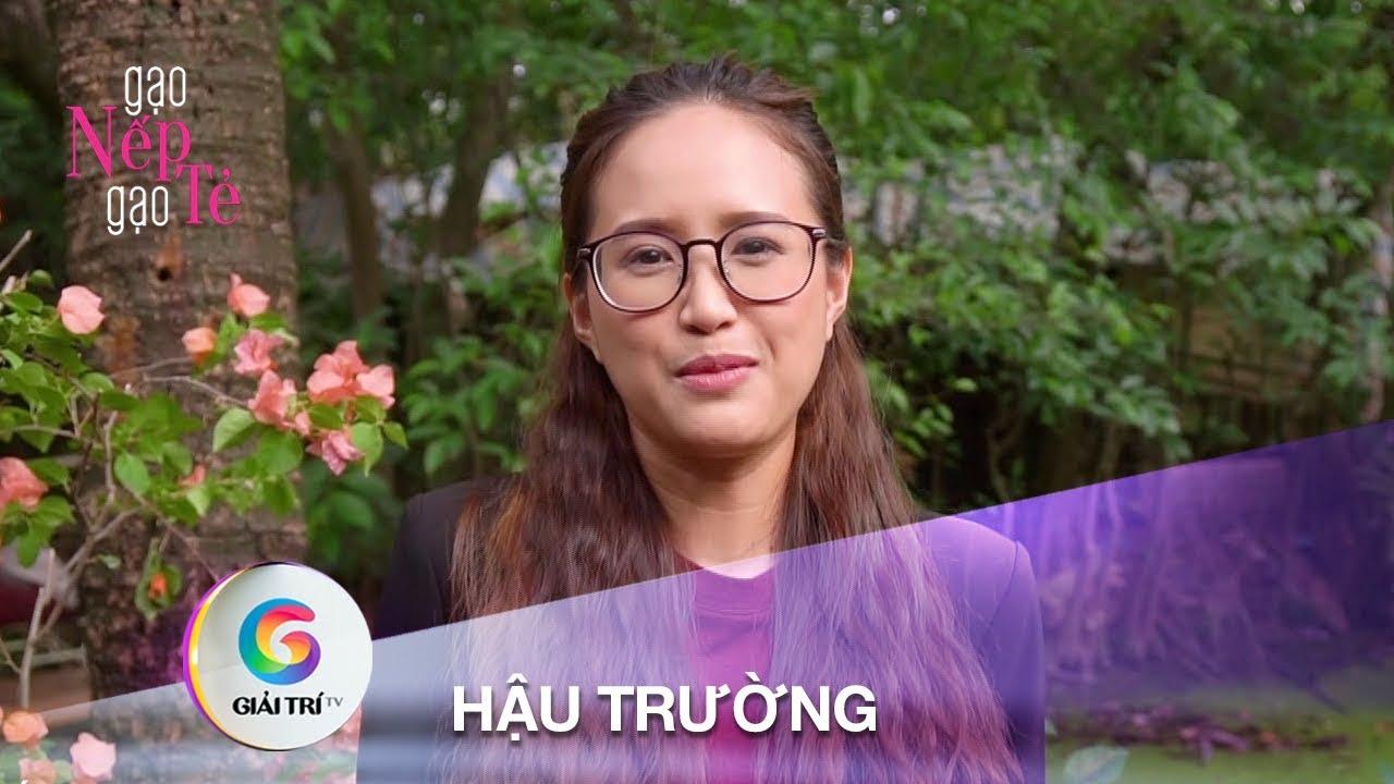image GẠO NẾP GẠO TẺ - HẬU TRƯỜNG | Phương Hằng nói về chuyện tình cặp đôi Minh - Nhân