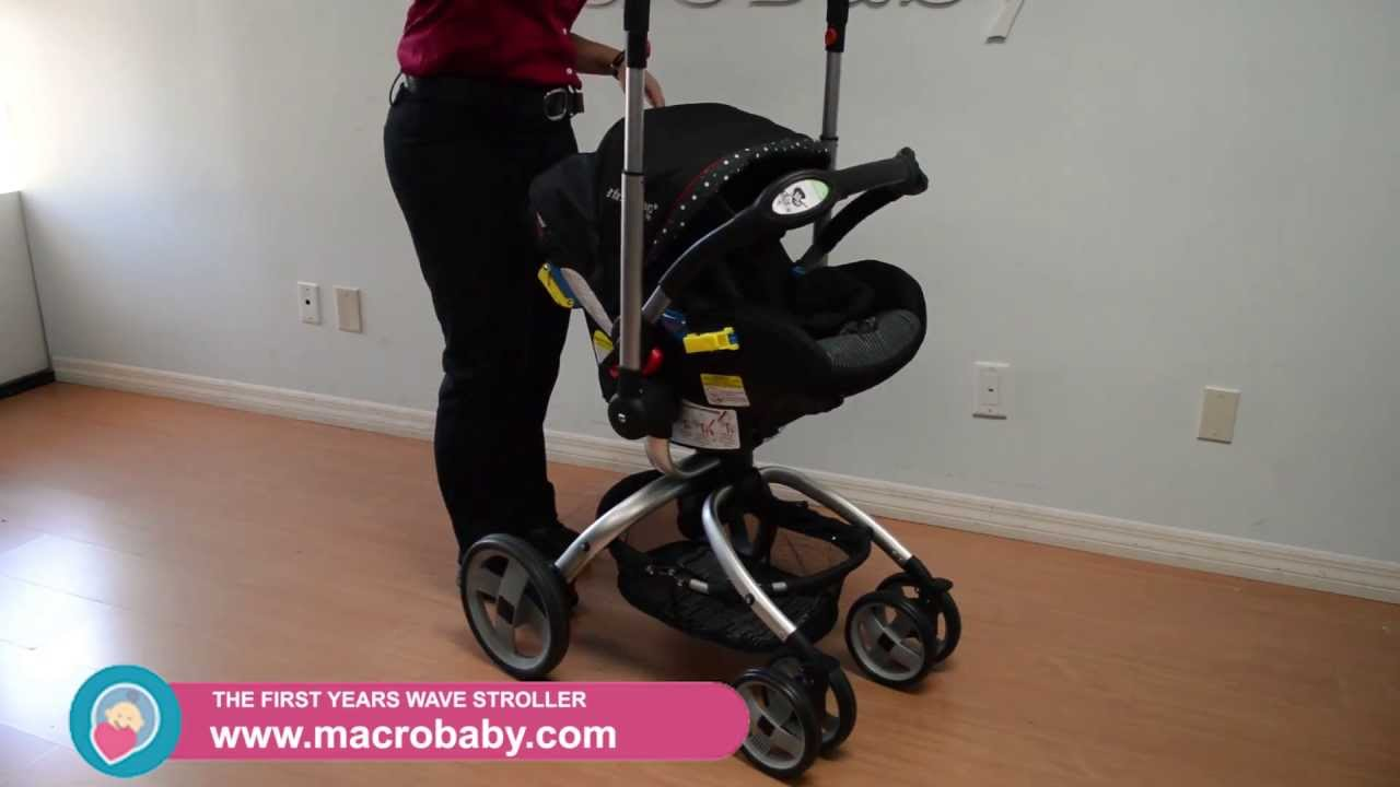 Rotating Baby Car Seat