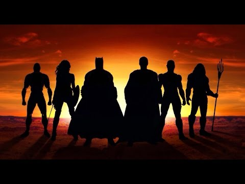Justice League Intro - Movie Version