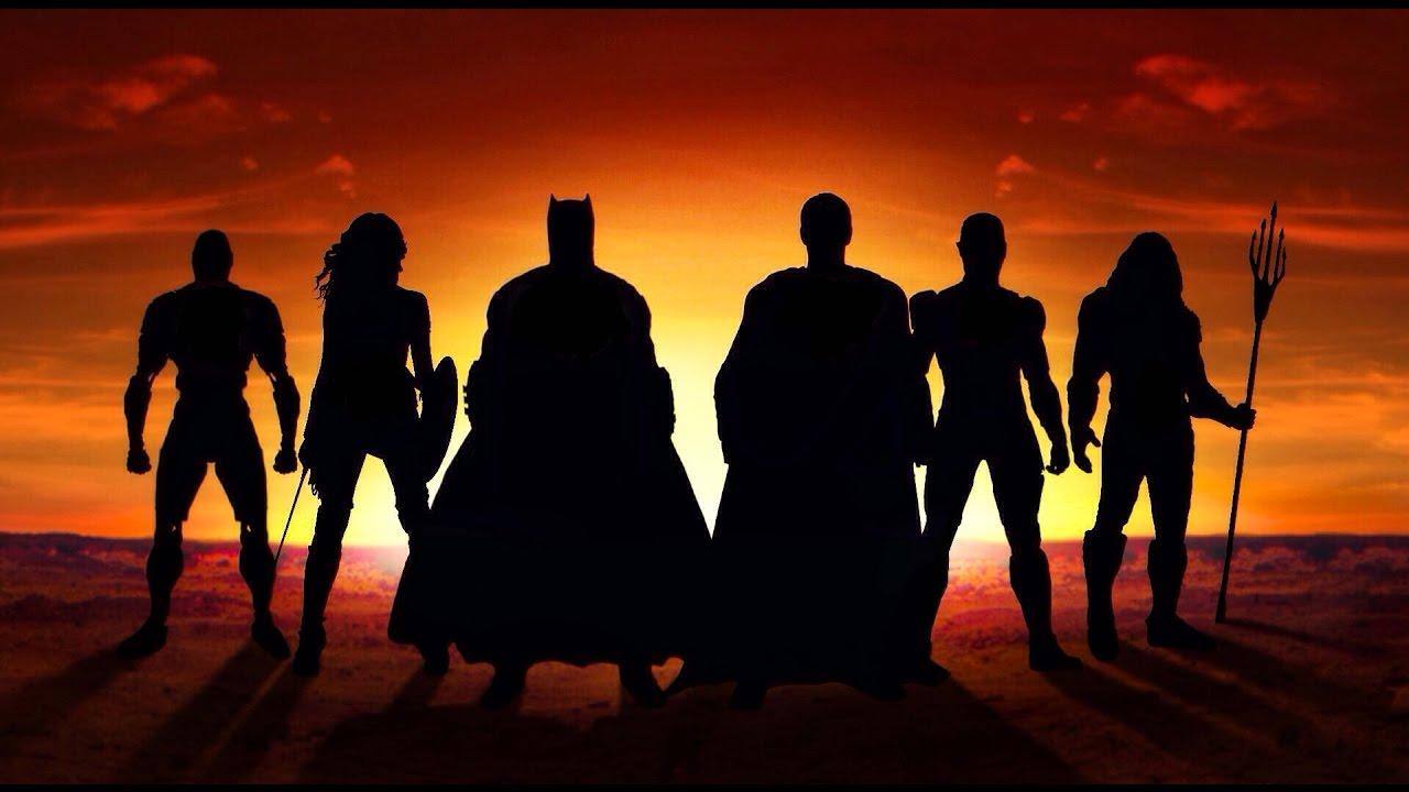 Justice league unlimited wallpaper