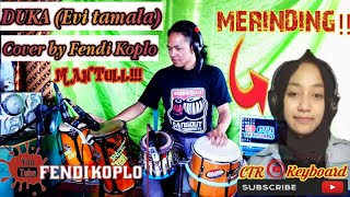 Download Cak Fendi Meresapi lagu ini 😥||Cover Lagu DUKA evi tamala by Fendi Koplo penyanyi bikin baper