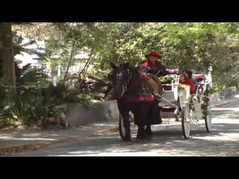 Video Tour of St Augustine Florida, the nation's oldest city