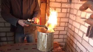 Как резать газовым резаком